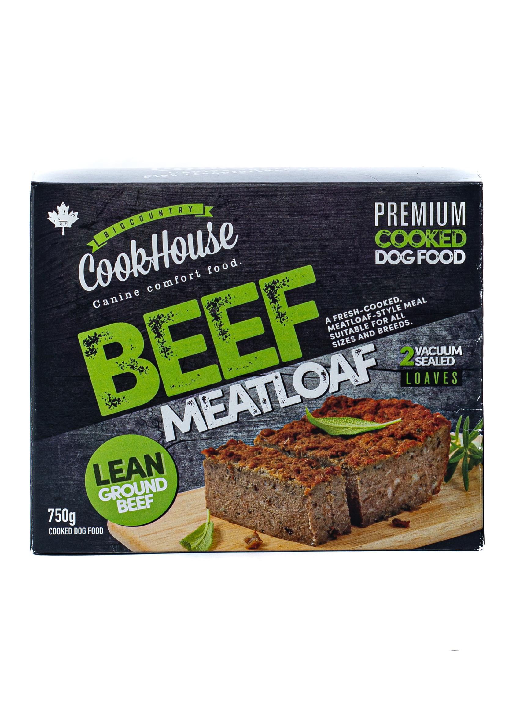 Big Country CookHouse Big Country CookHouse Beef Meatloaf 750g
