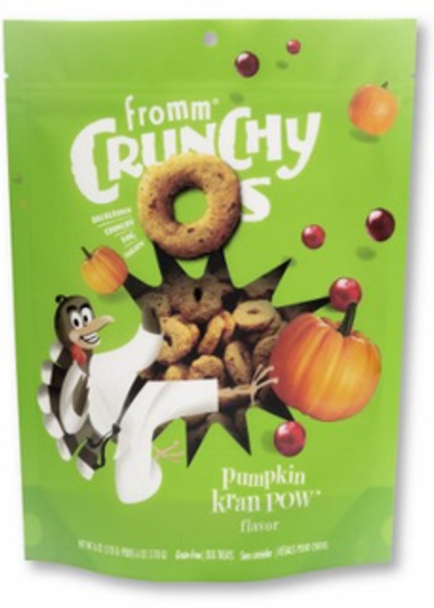 Fromm® Fromm Crunchy Os Pumpkin Kran POW® 6oz