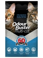 ECO-SOLUTIONS ODOUR BUSTER LITTER MULTI-CAT(BLUE) 26.5lbs
