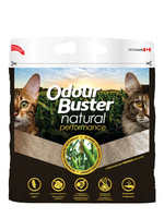 ODOUR BUSTER ODOUR BUSTER CAT LITTER NATURAL CORN 14lbs