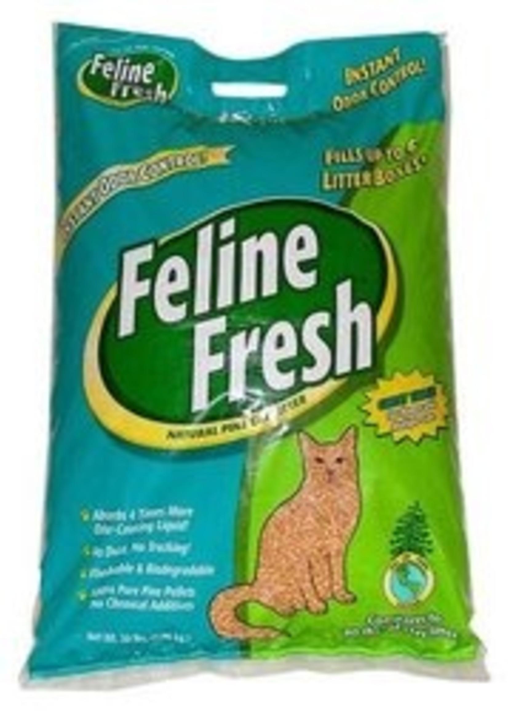 Feline Fresh® Pellet Pine Litter 40lbs