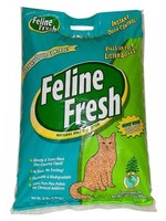Feline Fresh® PINE LITTER PELLET  20lbs
