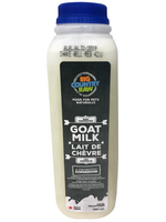 Big Country Raw Raw Goat Milk 490mL