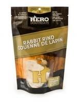 HeroDogTreats™ Dehydrated Rabbit Rind 6pk