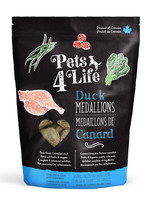 Pets4Life Duck Medallions 3lbs