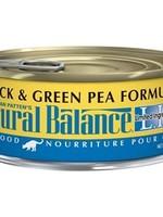 Natural Balance® L.I.D. DUCK & GREEN PEA 5.5oz