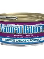 Natural Balance® Indoor Chicken Formula 5.5oz