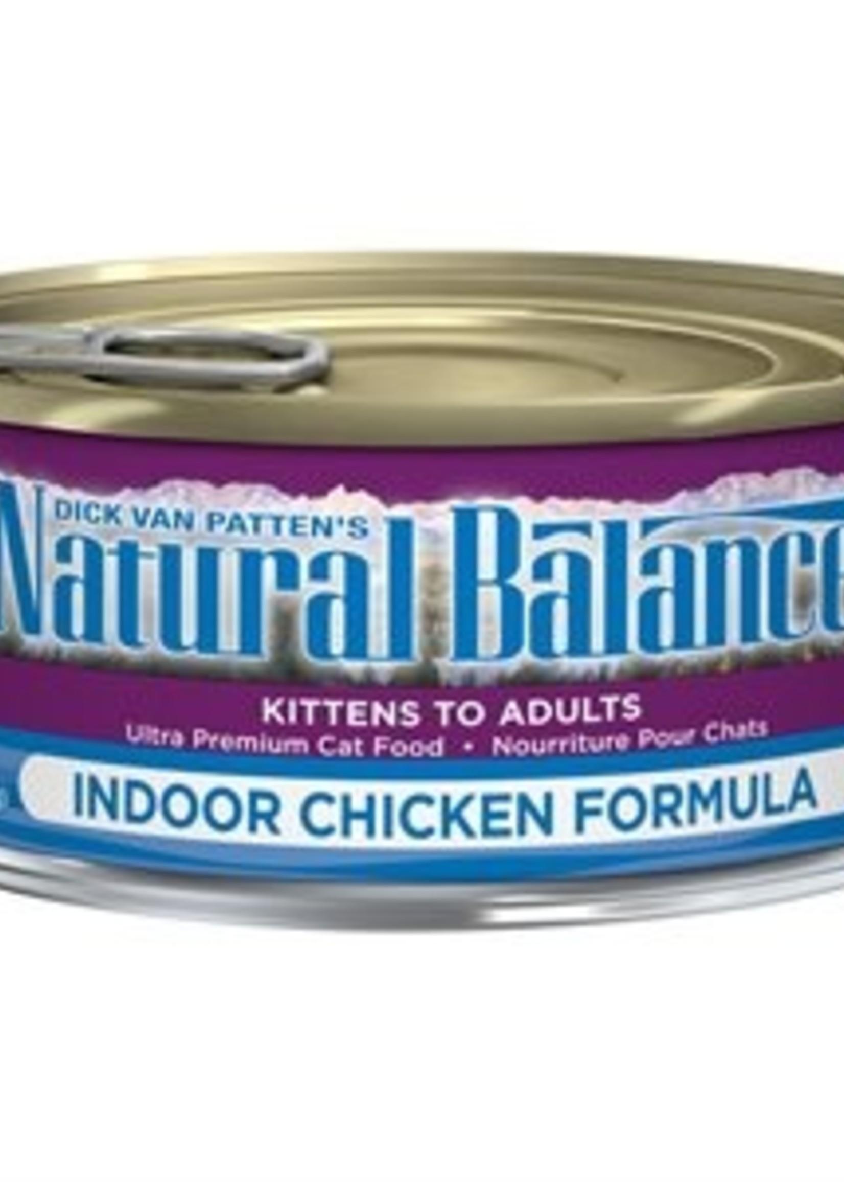 Natural Balance® Natural Balance Indoor Chicken Formula 5.5oz