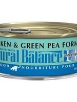 Natural Balance® L.I.D. CHICKEN & GREEN PEA 5.5oz
