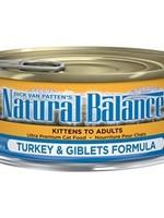 Natural Balance® Turkey & Giblets Formula 5.5oz