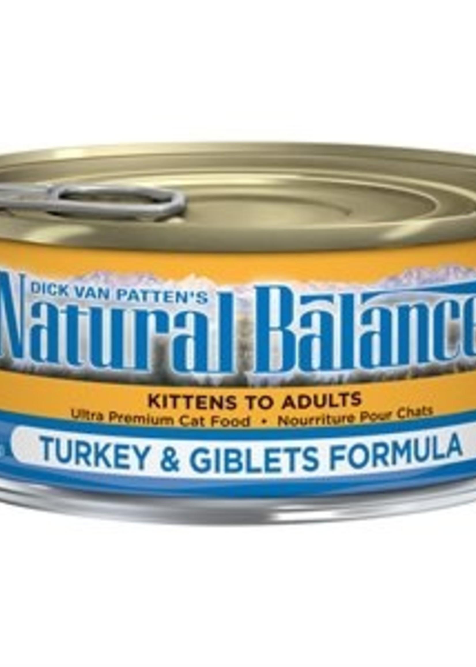 Natural Balance® Natural Balance Turkey & Giblets Formula 5.5oz