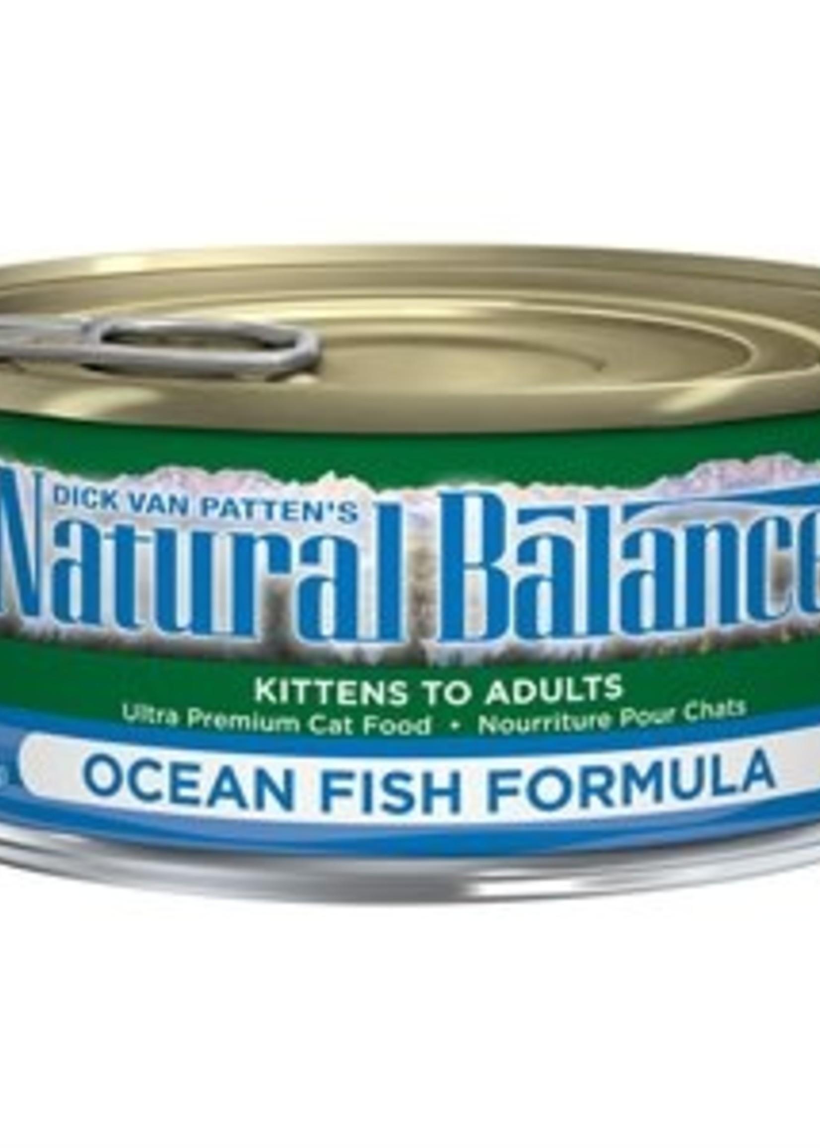 Natural Balance® NATURAL BALANCE OCEAN FISH FORMULA 5.5oz