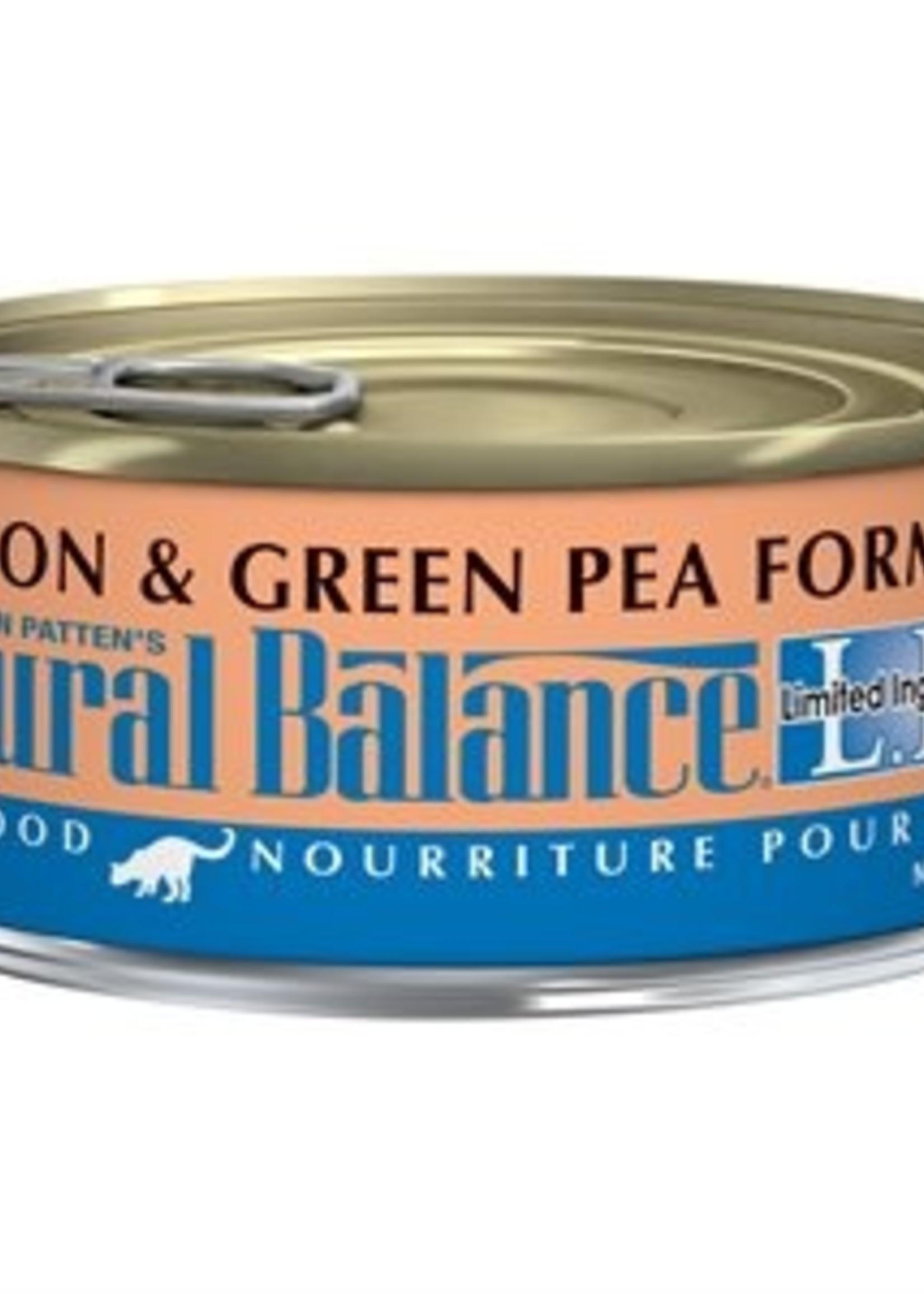 Natural Balance® Natural Balance LID Salmon & Green Pea Formula 5.5oz