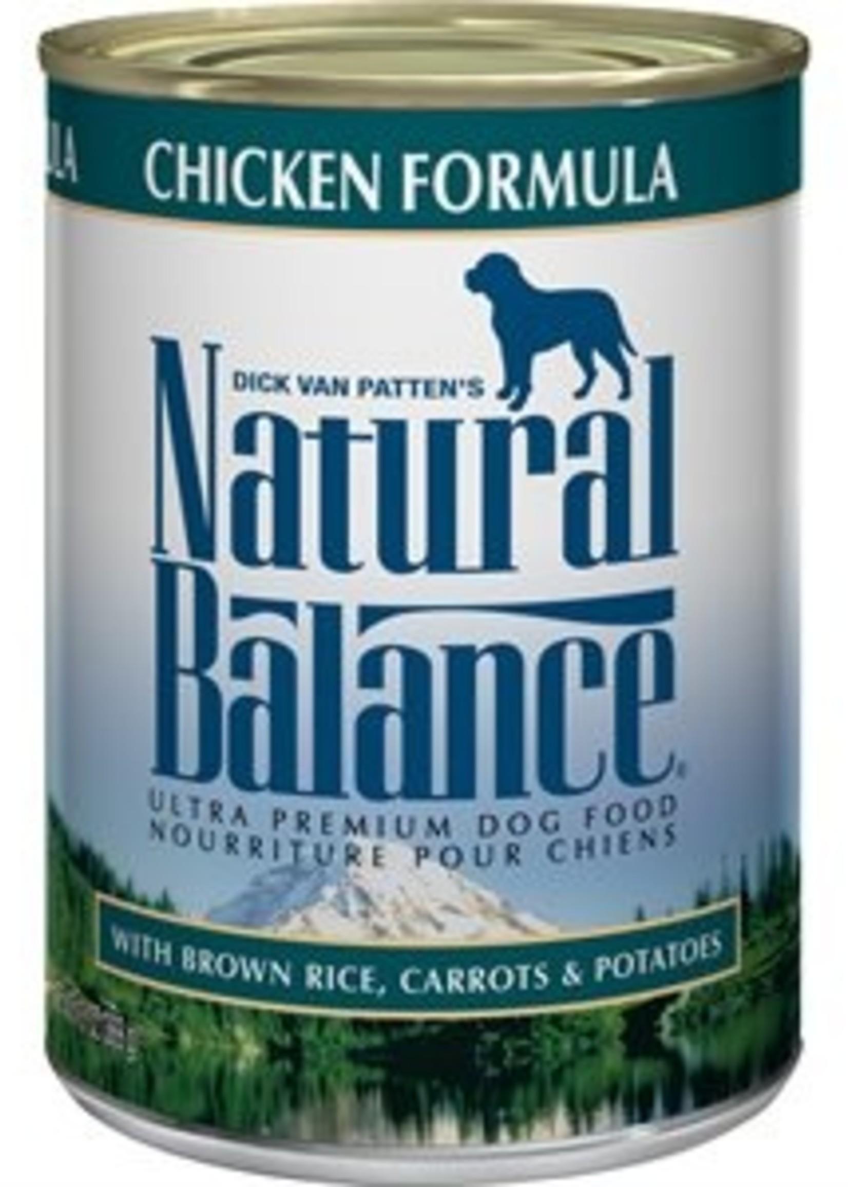 Natural Balance® NATURAL BALANCE CHICKEN FORMULA 13oz