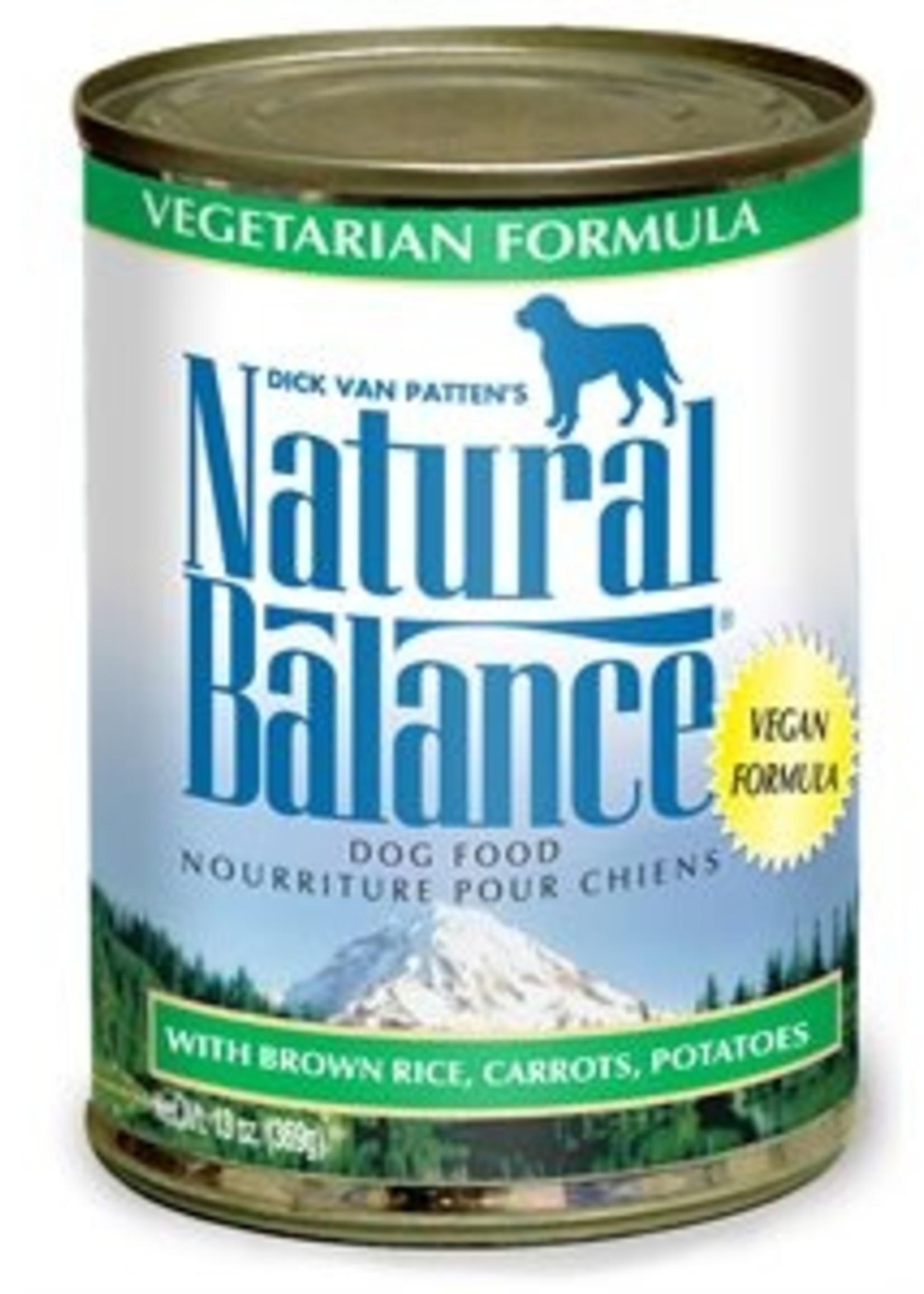 Natural Balance® NATURAL BALANCE VEGETARIAN FORMULA 13oz