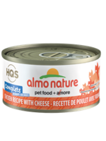 Almo Nature© HQS Complete Chicken Recipe with Cheese in Gravy 70g