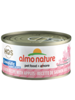 Almo Nature© HQS Complete Salmon Recipe with Apple in Gravy 70g