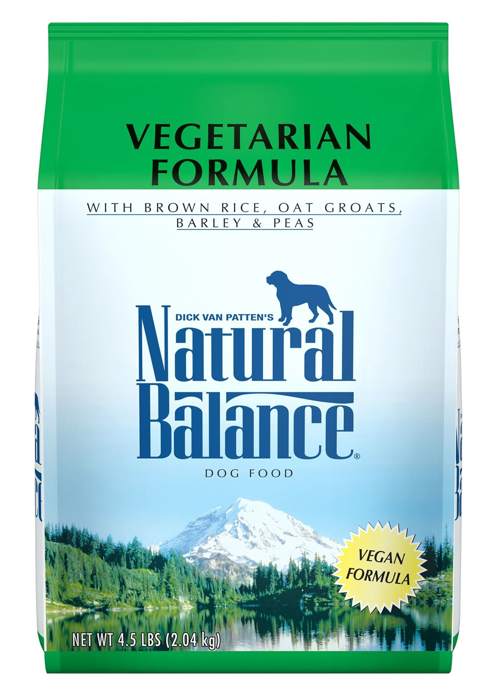 Natural Balance® NATURAL BALANCE VEGETARIAN FORMULA 4.5lbs