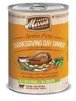 Merrick® GRAIN FREE THANKSGIVING DINNER  13OZ