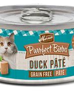 Merrick® PURRFECT BISTRO GRAIN FREE DUCK PATE' 5.5 OZ