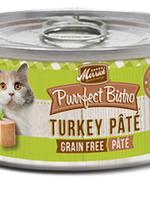 Merrick® PURRFECT BISTRO GRAIN FREE TURKEY PATE 5.5oz