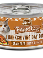 Merrick® PURRFECT BISTRO GRAIN FREE THANKSGIVING DAY DINNER 5.5oz