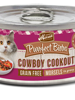 Merrick® PURRFECT BISTRO GRAIN FREE COWBOY COOKOUT 5.5oz