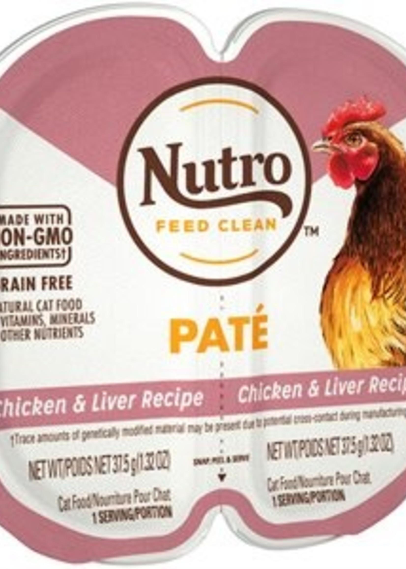 Nutro™ Nutro Perfect Portions™ Chicken & Liver Pâté  Recipe 37.5g (2pk)
