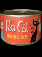 TIKI CAT TAHITIAN GRILL SARDINES CUTLETS 6oz