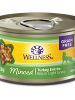 Wellness® GRAIN FREE TURKEY DINNER MINCED 5.5oz