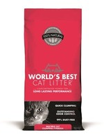 World's Best Cat Litter™ LITTER MULTIPLE CAT CLUMPING 28lbs