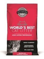 World's Best Cat Litter™ LITTER MULTIPLE CAT CLUMPING 14LBS