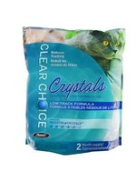 Clear Choice® Crystals Litter 8lbs
