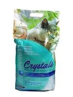 CLEAR CHOICE CRYSTAL LITTER 30lbs