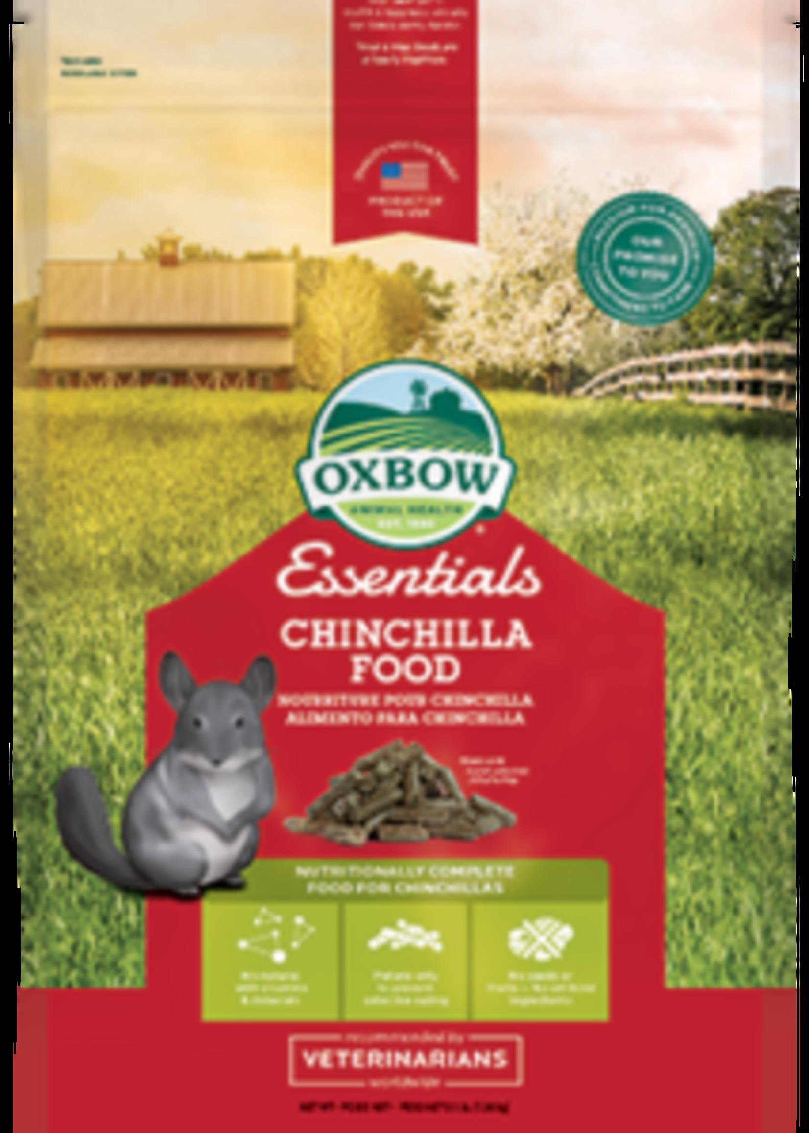 Oxbow Animal Health™ Oxbow Essentials Chinchilla Food 25lbs