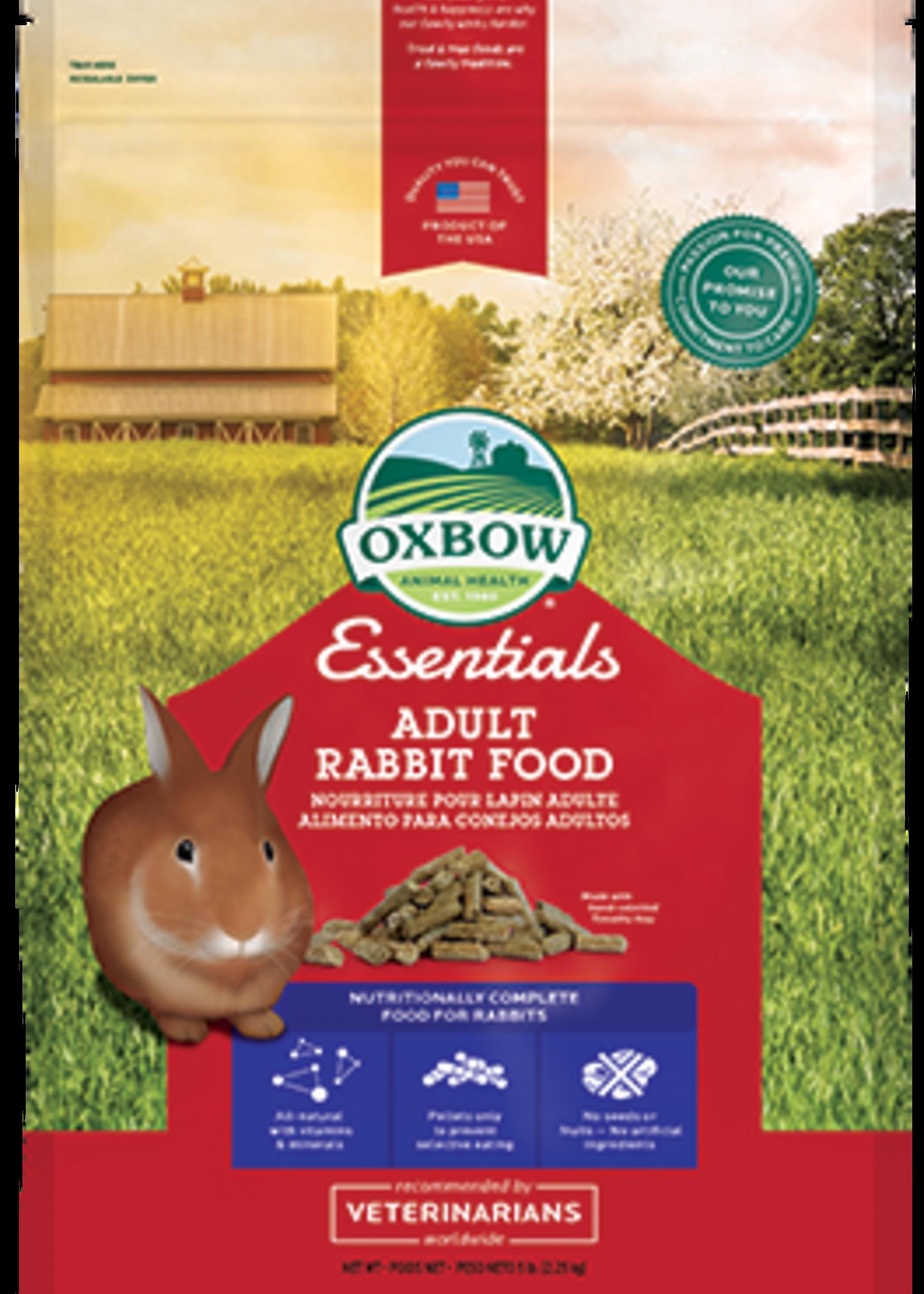 Oxbow Animal Health™ Oxbow Essentials Adult Rabbit Food 5lbs