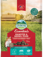Oxbow Animal Health™ ESSENTIALS HAMSTER AND GERBIL FOOD 1lb