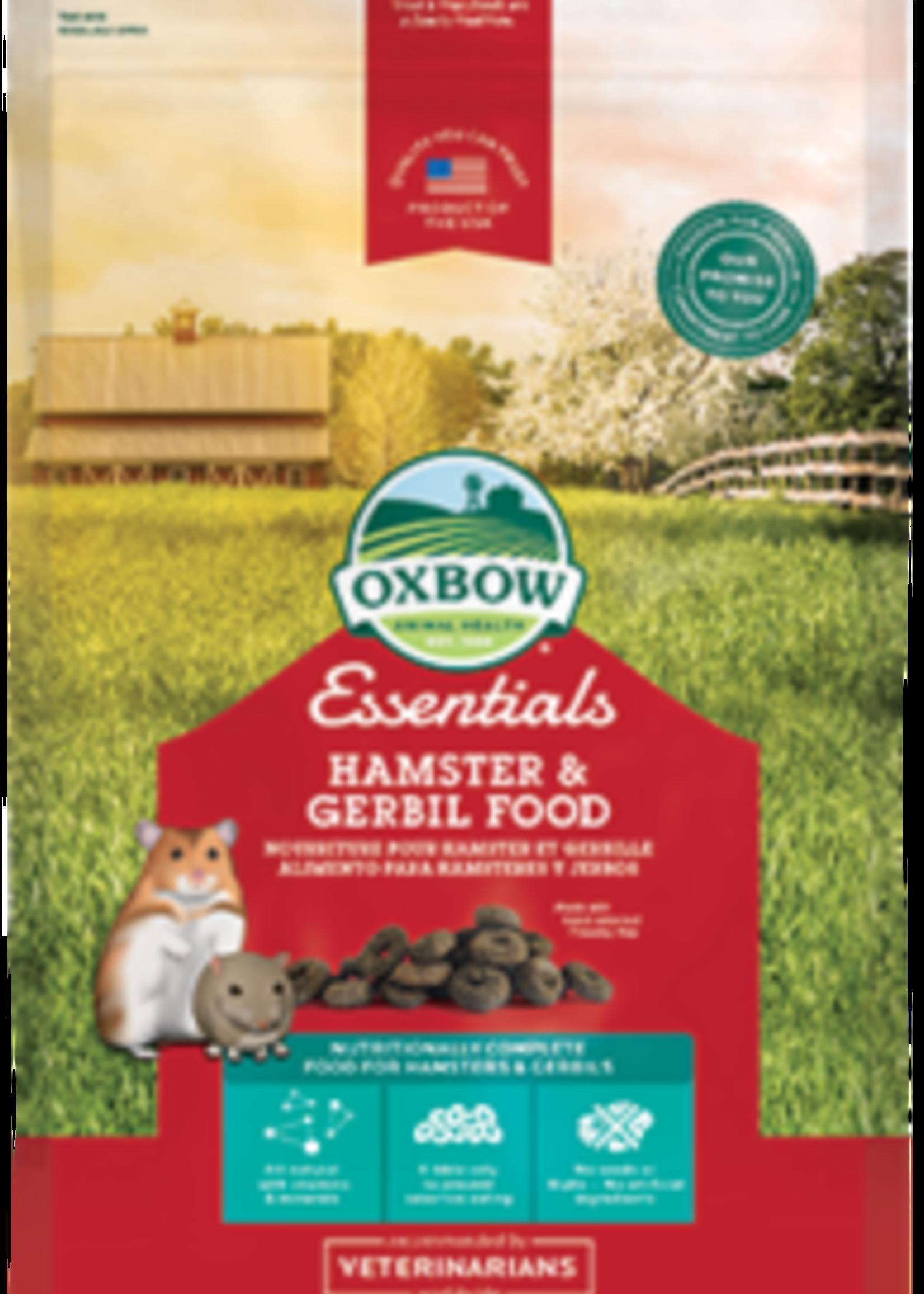 Oxbow Animal Health™ OXBOW ESSENTIALS HAMSTER AND GERBIL FOOD 1lb