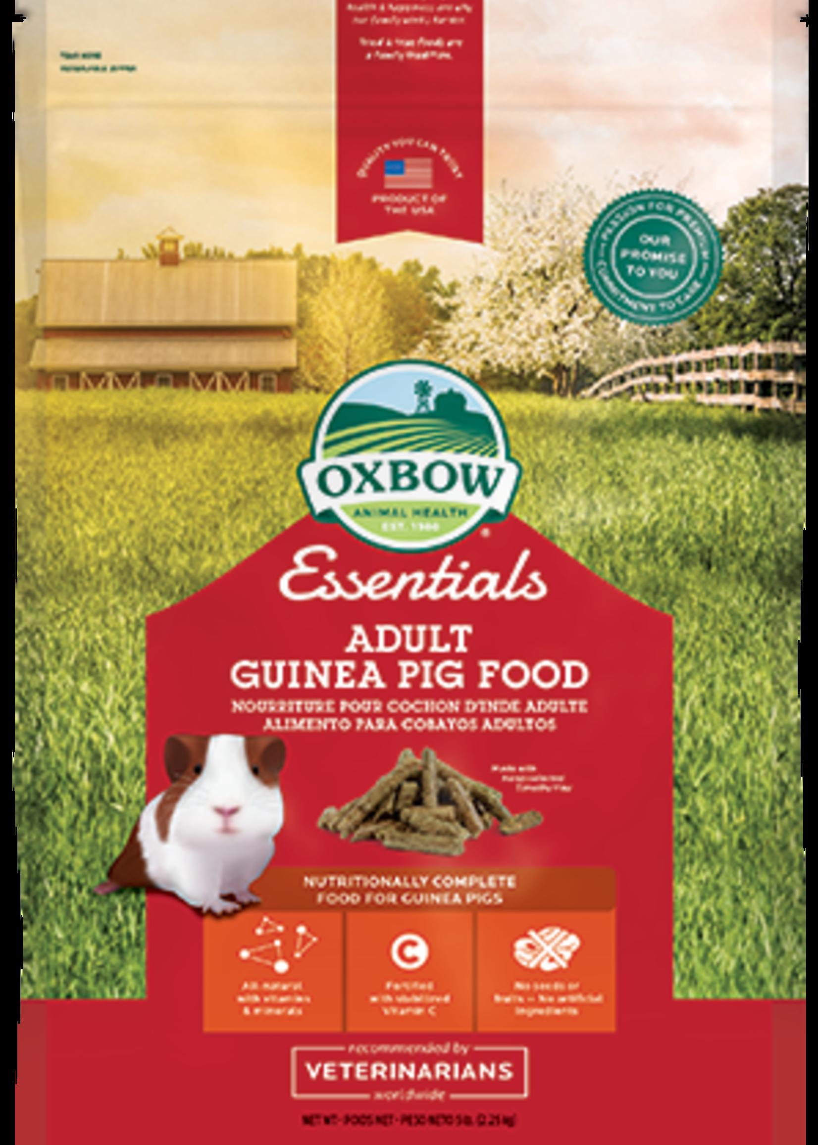 Oxbow Animal Health™ OXBOW ESSENTIALS ADULT GUINEA PIG 5lbs