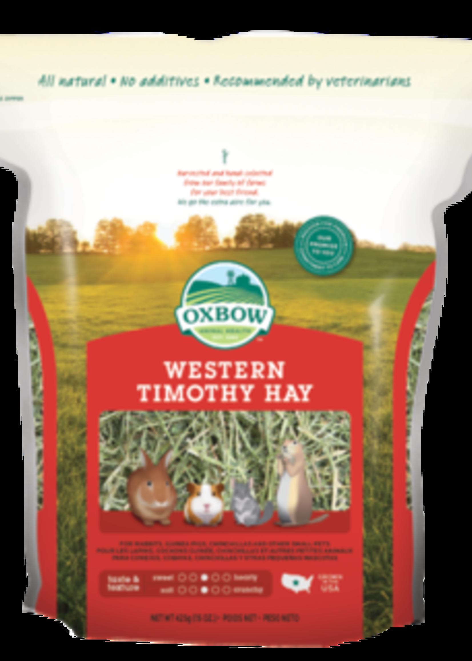 Oxbow Animal Health™ Oxbow Western Timothy Hay 90oz
