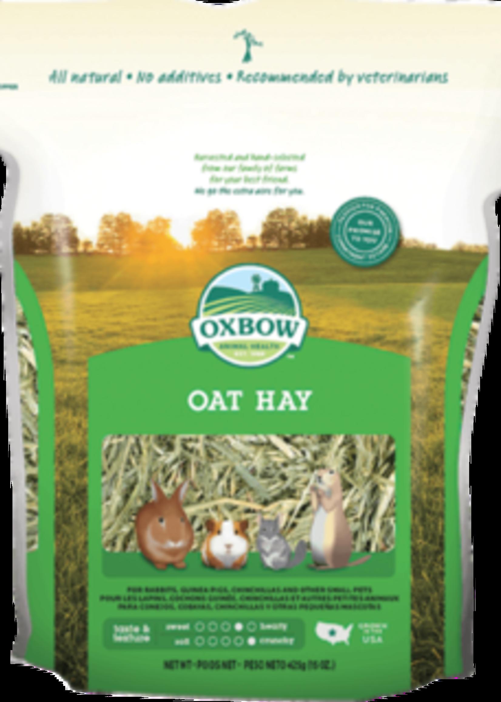 Oxbow Animal Health™ OXBOW OAT HAY 15oz