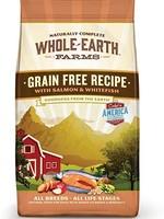 Merrick® WHOLE EARTH FARMS GF SALMON & WHITEFISH 4lbs
