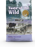 Taste of the Wild® SIERRA MOUNTAIN 28lbs