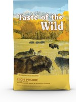 Taste of the Wild® HIGH PRAIRIE 5lbs