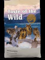 Taste of the Wild® WETLANDS 28lbs