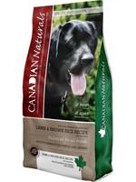 Canadian Naturals® Lamb & Brown Rice 25lbs