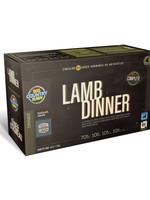 Big Country Raw Lamb Dinner 4x1lb
