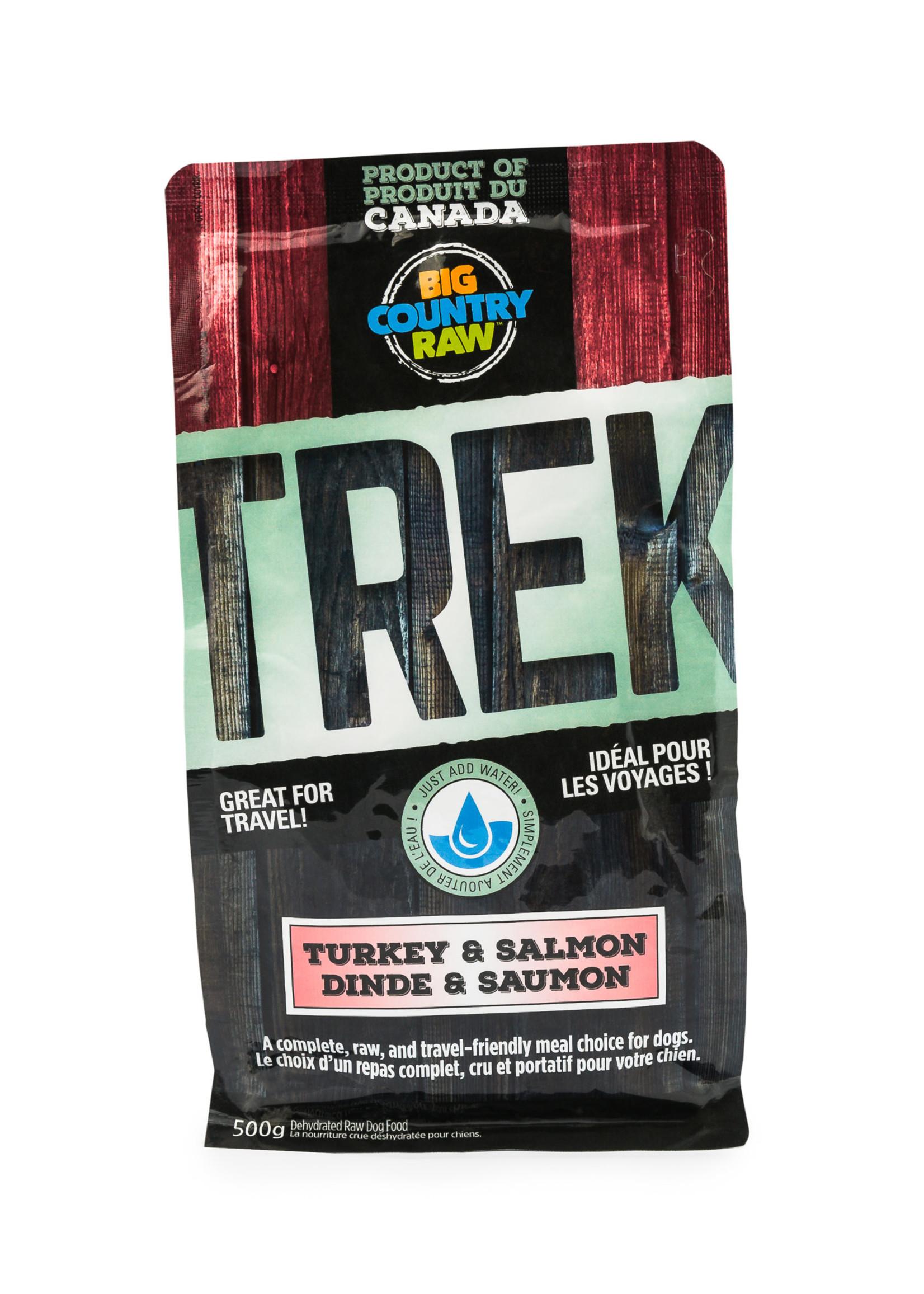 Trek Trek Turkey and Salmon 500g