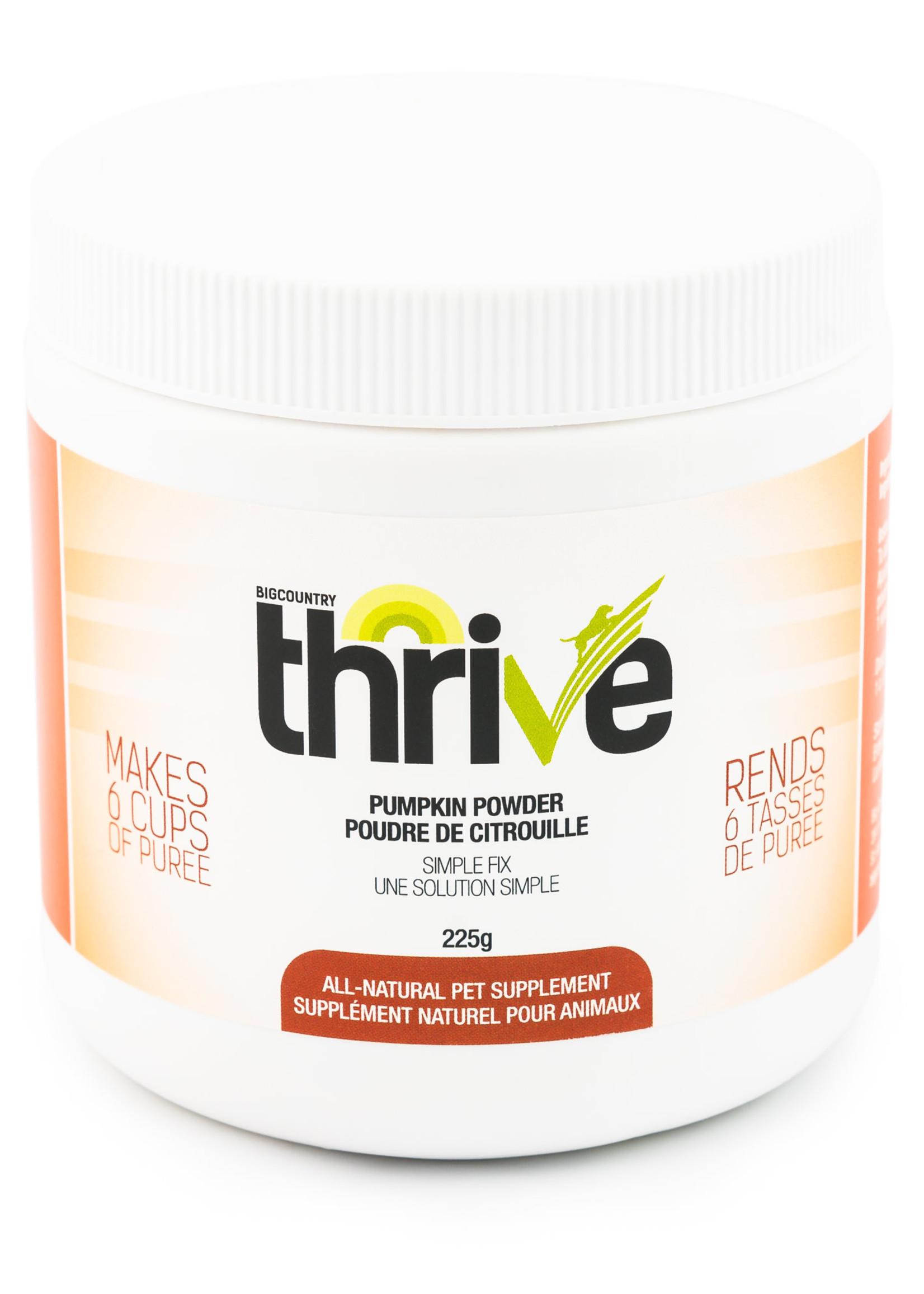 Thrive Thrive Pumpkin Powder 225g