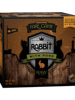 Fare Game Rabbit with Pork 2lbs